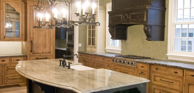 The best stone for your kitchen will likely be different than what you'd use to build your swimming pool.