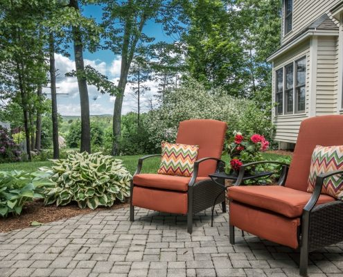 Here's what to consider before building your natural stone patio.