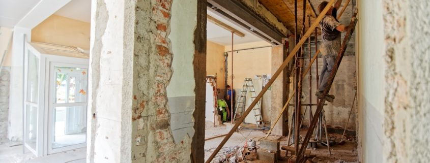 Be prepared - renovations can majorly disrupt your lifestyle at home.