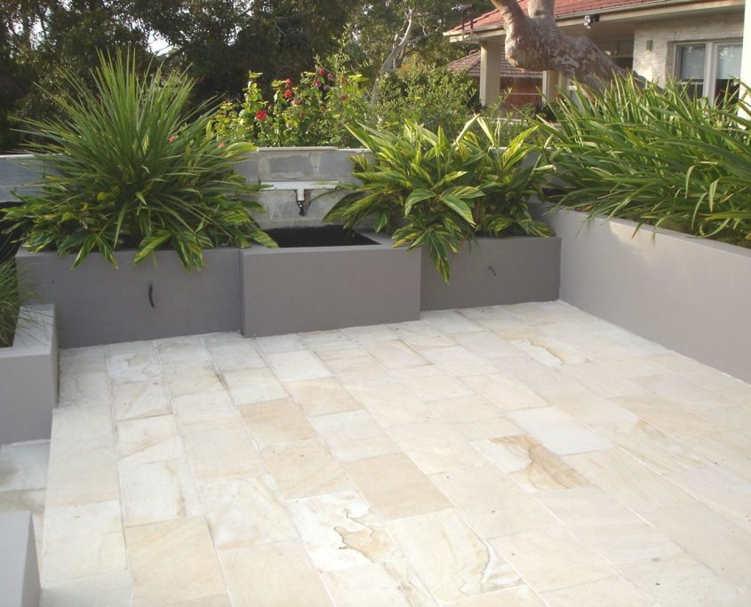High-quality sandstone means your designs will stand the test of time.