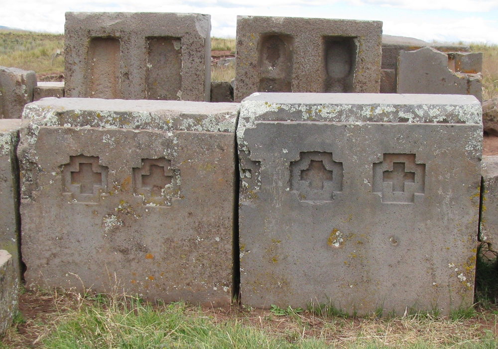 Puma Punku holds of a wealth of history in its natural stone.
